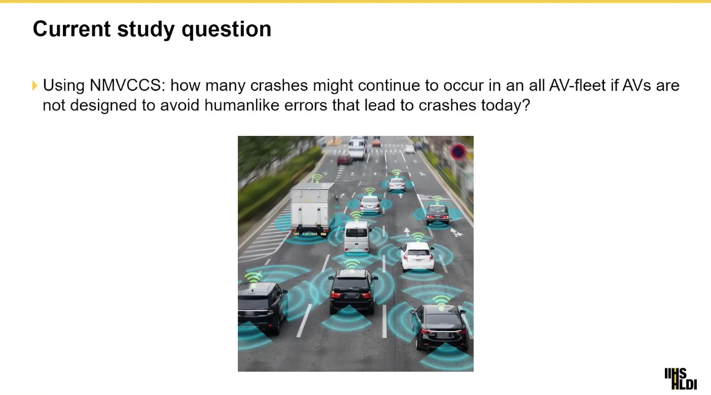 Humanlike errors autonomous vehicles need to avoid to maximize their safety potential