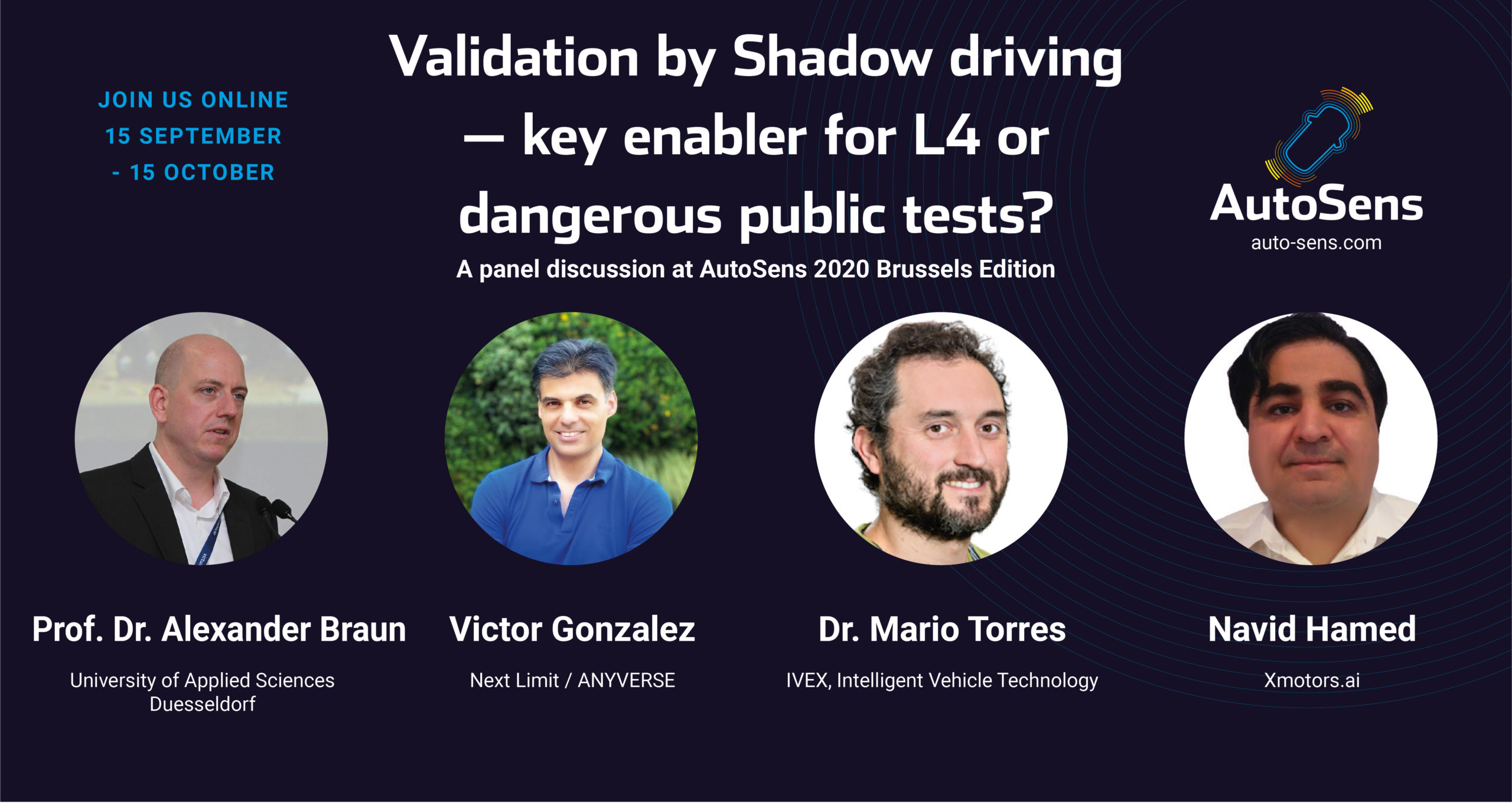 Validation by Shadow driving — key enabler for L4 or dangerous public tests?